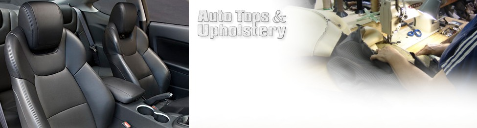 Auto Tops Upholstery Of Springfield